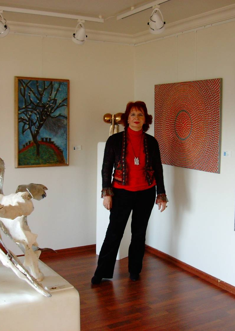 İş Hayatı: Almelek Sanat Galerisi